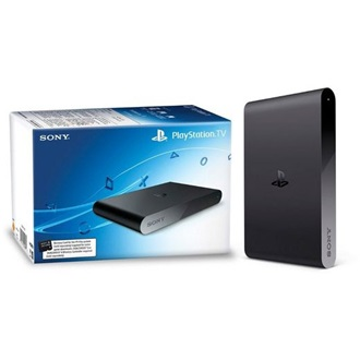 Sony PlayStation TV fekete