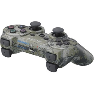 Sony PlayStation 3 Dualshock 3 Gamepad camo