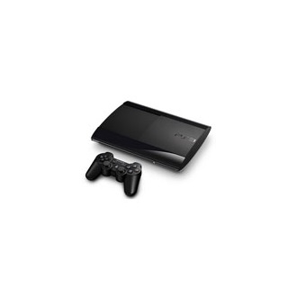 SONY PlayStation 3 500GB fekete + The Last of Us