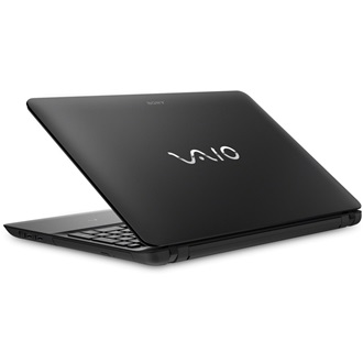 Sony Vaio Fit notebook fekete