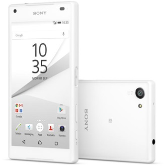 Sony Xperia Z5, White (Android)