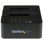 StarTech USB 3.1 HDD DUPLICATOR DOCK SSD/HDD DRIVES - WITH FAST-SPEED