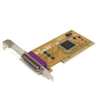 Startech.com RE-MAPPABLE PCI PARALLEL CARD