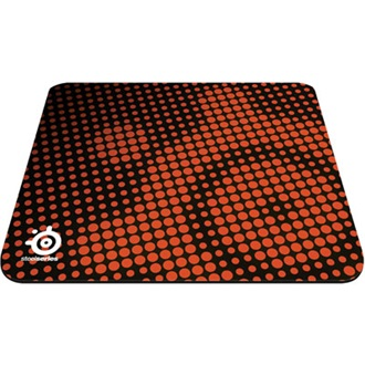 Steelseries QcK Heat Orange gamer egérpad narancssárga