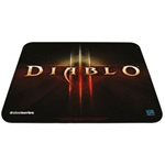Steelseries QCK mini Diablo-Logo Edition gamer egérpad fekete