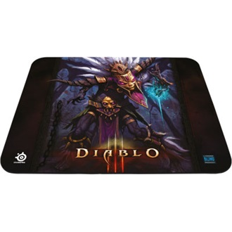 Steelseries QCK Witch Doctor gamer egérpad mintás