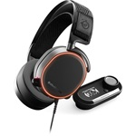 Steelseries Arctis Pro + GameDAC gaming headset fekete