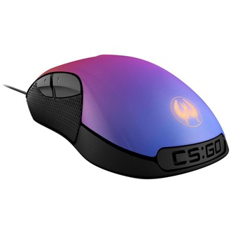 Steelseries Rival 300 CS:GO Fade Edition USB optikai gamer egér színes