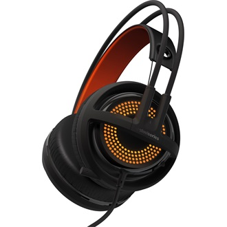 Steelseries Siberia 350 7.1 gamer headset fekete