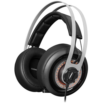 Steelseries Siberia Elite World of Warcraft®  stereo headset fekete