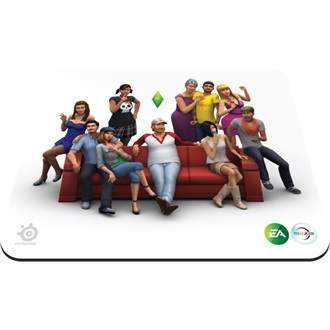 Steelseries The Sims4 Edition gamer egérpad