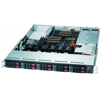 Supermicro 1027R-WC1R 1U rack szerver