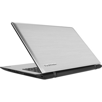 "TOSHIBA Satellite P50-C-11L, 15.6"" FHD, Core i7-5500U, 8GB, 256 SSD,  NVIDIA GeForce 930M 2 GB, DVD, Win 8.1, Ezüst"