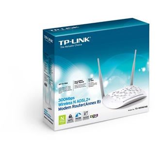 TP-Link TD-W8961NB wireless router