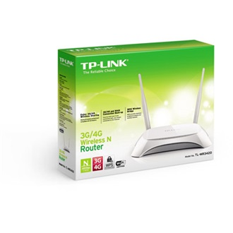 TP-Link TL-MR3420 3G/4G WI-FI router