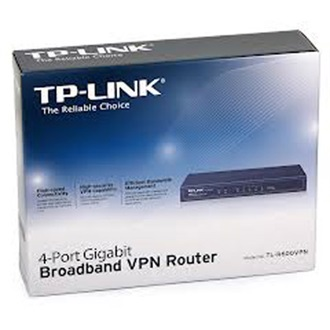 TP-Link TL-R600VPN SafeStream Broadband VPN router