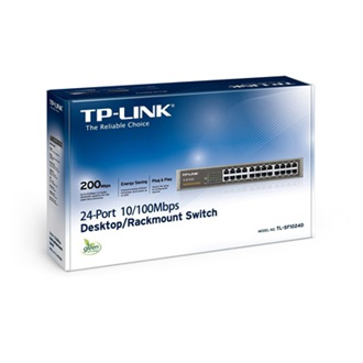 TP-Link TL-SF1024D rack switch