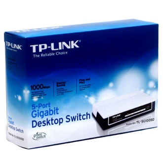 TP-Link TL-SG1005D switch