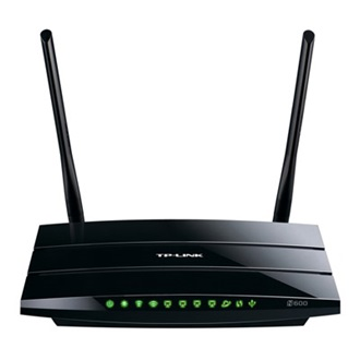 TP-Link TL-WDR3500 Dual Band WI-FI router