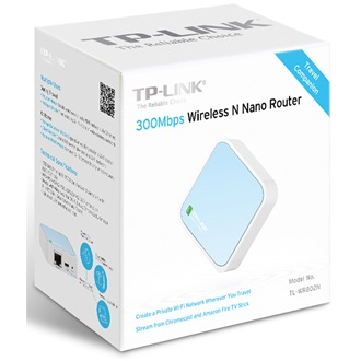 TP-Link TL-WR802N Nano Wi-Fi router