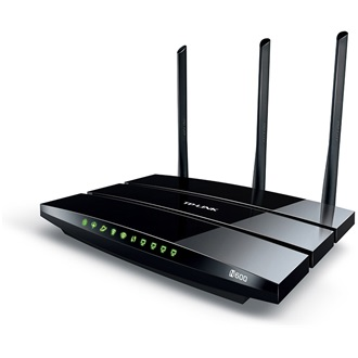 TP-Link N600 Wireless Dual Band Gigabit VDSL2 Modem Router, Lantiq+QCA, 802.11a/n/g/b, 300Mbps at 5GHz+300Mbps at 2.4GHz