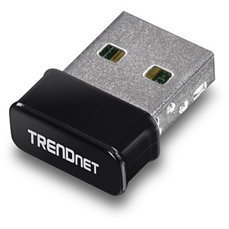 TRENDnet Micro N150 USB2.0 Wi-Fi + Bluetooth adapter
