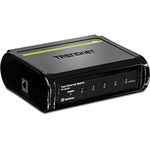 TRENDnet TE100-S5 5-Port 10/100 Mbps GREENnet switch