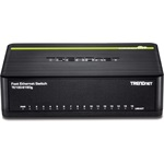 TRENDnet 16-Port 10/100 Mbps GREENnet switch