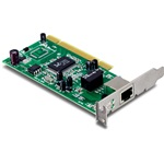 TRENDnet TEG-PCITXRL 1Gb/s PCI hálózati adapter low profile