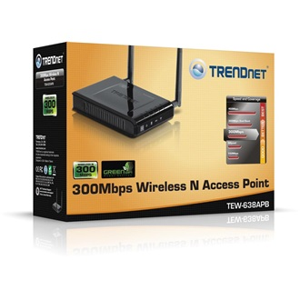 TRENDnet TEW-638APB WI-FI access point