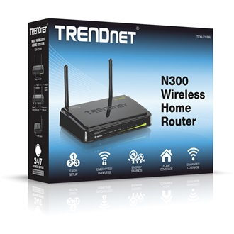 TRENDnet TEW-731BR WI-FI router