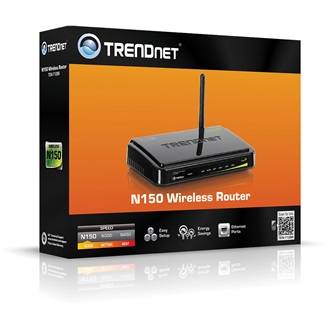 TRENDnet TEW-712BR WI-FI router