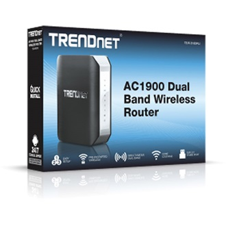TRENDnet TEW-818DRU AC1900 Dual Band WI-FI router
