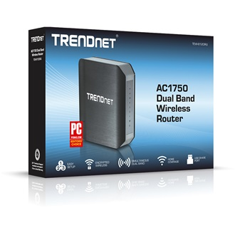TRENDnet TEW-812DRU AC1750 Dual Band WI-FI router