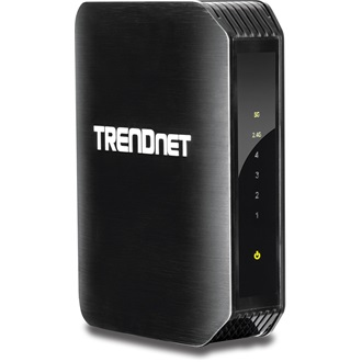 TRENDnet TEW-800MB AC1200 Dual Band WI-FI media bridge