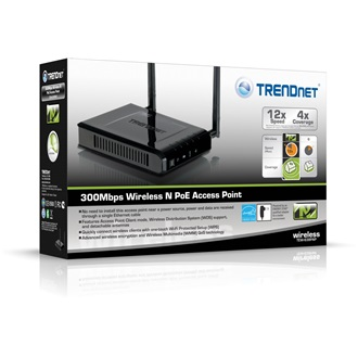 TRENDnet TEW-638PAP WI-FI PoE access point