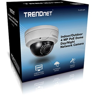 TRENDnet TV-IP315PI kültéri IP kamera
