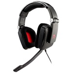 Tt eSPORTS SHOCK 2.0 gaming headset fekete