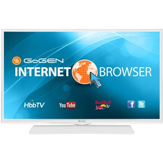 "Gogen TVF40E550WEBW SMART TV LCD 40"" FHD LED fehér"