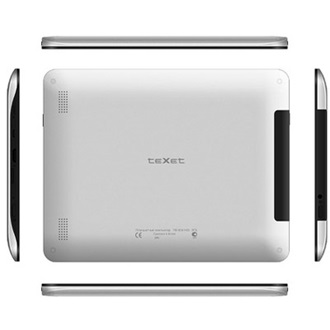 "Texet TM-8041HD 8"" 8GB tablet fekete-titán"