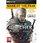 The Witcher III: Wild Hunt Game Of The Year Edition PC játékszoftver