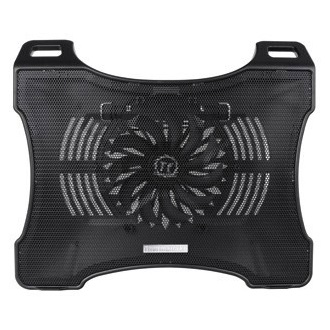 "Thermaltake CLN0023 Massive14 X 15"" notebook fekete 14cm fan hűtő"