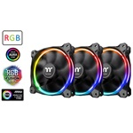 Thermaltake Riing 12 LED RGB Sync Edition rendszerhűtő ventilátor kit