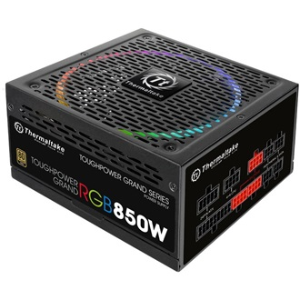 Thermaltake Toughpower Grand RGB ATX desktop tápegység 850W 80+ Gold BOX