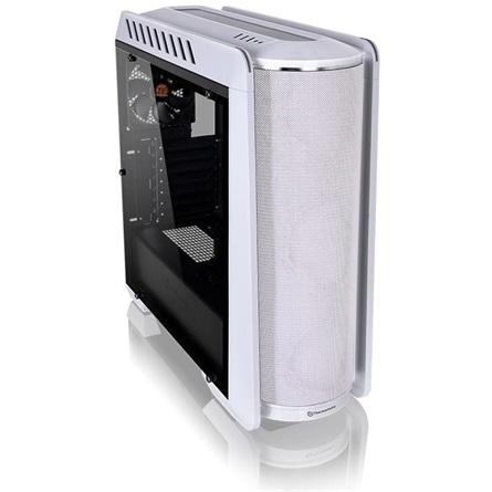 Thermaltake Versa C24 RGB Snow Edition táp nélküli ATX számítógépház fehér