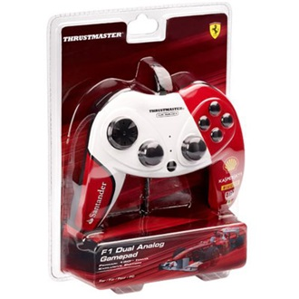 Thrustmaster F1 Dual analog Ferrari 150th Italia Exclusive Edition  USB gamepad