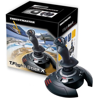 Thrustmaster T.Flight Stick X USB joystick