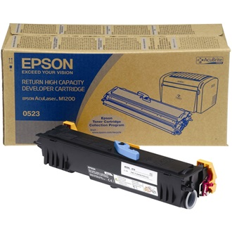 Toner Epson black | 3200pgs | return | Under Special Conditions / Aculaser M1200