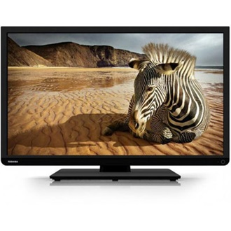 "TOSHIBA 24W1333 24"" LED TV"