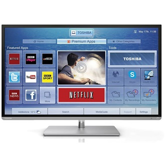 "Toshiba 40L6353 40"" LED smart TV"